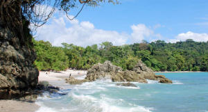 manuel antonio- costa rica backpacking